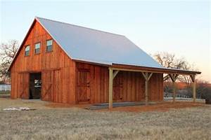 barn plans barns and shed roof on pinterest With 36x36 pole barn