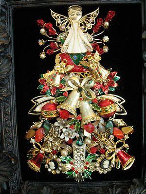 self made christmas tree 74 best images about vintage jewelry christmas trees by 5647