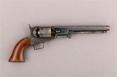 samuel colt colt model  navy percussion revolver