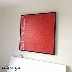 28X28 Floating Frame Canvas Word Art Home Decor, beautiful
