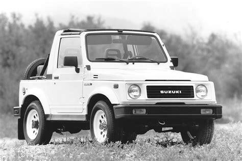 where to buy car manuals 1993 suzuki sj navigation system 1990 95 suzuki samurai consumer guide auto