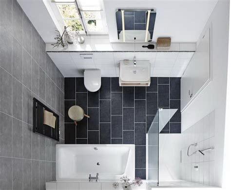 Genug Platz Auf Engstem Raum Kleine Baeder Gestalten by Badezimmer Kleine R 228 Ume