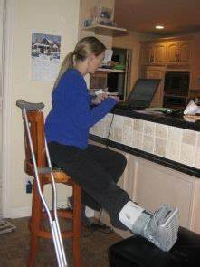 1000+ images about Broken on Pinterest   Crutches, Walking ...