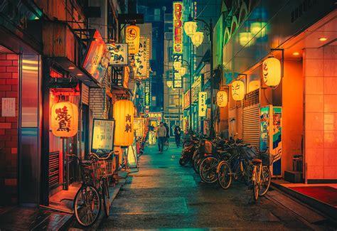road of gold iv japanese buildings aesthetic japan
