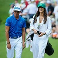 Rickie fowler and his girlfriend alexis randock at the par ...