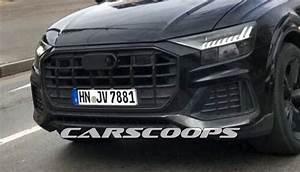 Audi Q8 Interieur : audi le q8 se d shabille ~ Medecine-chirurgie-esthetiques.com Avis de Voitures