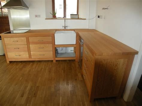 stand alone kitchen sink