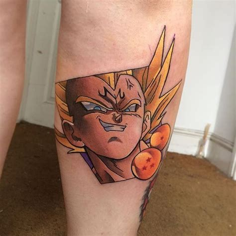 dragon ball  tattoo images  pinterest tattoo