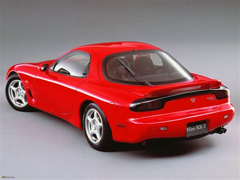 Efini RX-7 Type R (FD3S) 1991–95 images (1920x1440
