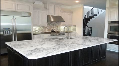 Granite Countertops White by Existing Obsessions 8 Heavenly Kitchens With White