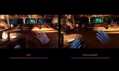 oculus rift  oculus quest graphics comparison dead