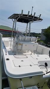 2005 Carolina Skiff Sea Chaser 245 Lx Bay Runner