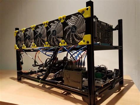 Gpu mining from home is profitable again. Cryptocurrency GPU Mining Rig - 6 x NVidia GTX 1070 - Bitcoin, ZCash, Ethereum | in Enfield ...