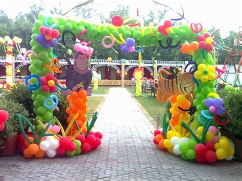Garden Decoration For Birthday by Top 13 Outdoor Birthday Decorations Ideas For Your Next