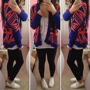 White converse and leggings | Leggings outfits | Pinterest | White converse Leggings and Converse
