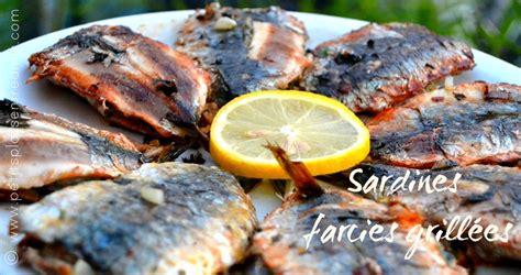 sardines farcies grillees petits plats entre amis