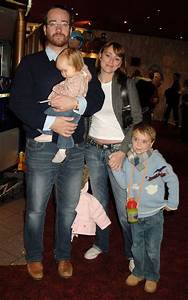 Matthew Macfadyen with his actress wife Keeley Hawes ...