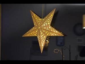 Stern Beleuchtet Weihnachten : led weihnachtsstern aus holz mit fernbedienung youtube ~ Markanthonyermac.com Haus und Dekorationen