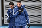Lionel Scaloni named as Argentina's new interim manager ...