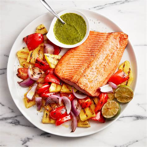 easy grilled fish recipes chatelaine
