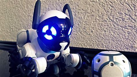 der intelligente roboter hund chip wowwee dein neuer