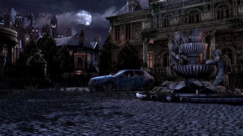 wayne manor night injustice gods