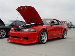 2000 Ford Mustang Cobra R Review - Top Speed