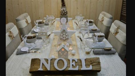 comment faire la  belle table de noel jour de lan