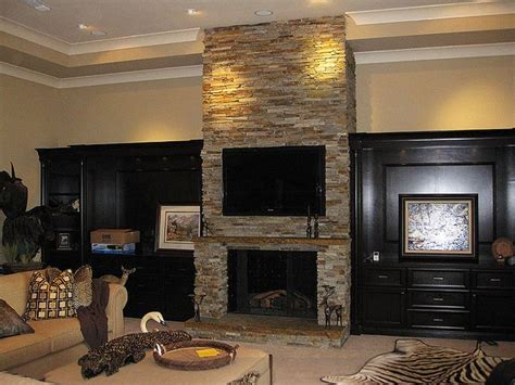 natural ledgerstone indoor fireplace   piece stone