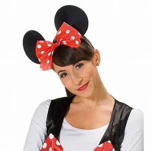 Mickey Mouse Kostüm Selber Machen : haarreif minni maus haarreifen minnie mouse 4 99 ~ Frokenaadalensverden.com Haus und Dekorationen