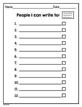 ideas  letter writing template  pinterest
