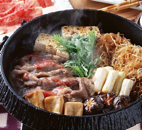 japanese beef pot recipe sukiyaki recipe dishmaps