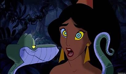 Kaa Jasmine Mowgli Deviantart Hypnosis Gooman2 Arabian