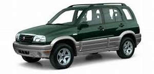 2001 Suzuki Grand Vitara All Models Service And Repair