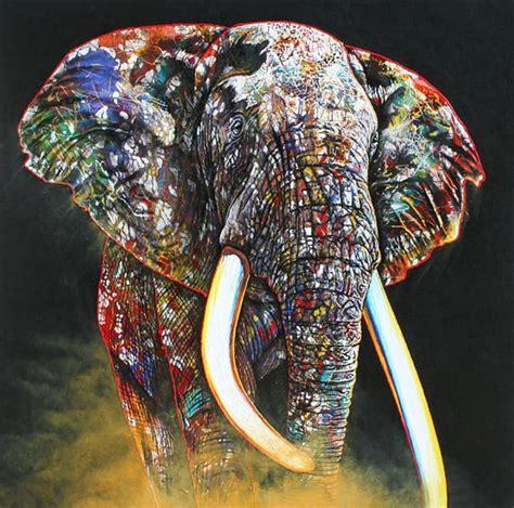 rainbow elephant ed     graeme stevenson