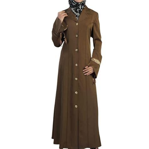 Full Irani Coat- Brown colored women's Coat online in