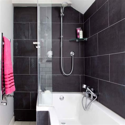 tub shower ideas for small bathrooms tiny bathrooms small bathroom design ideas housetohome