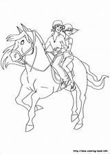 Ranch Coloriage Lenas Coloring Ausmalbilder Leny Kolorowanki Mistral Ranczo Dibujos Dessin Colorear Cheval Secret Disegni Colorier Zum Horseland Horse Desenhos sketch template