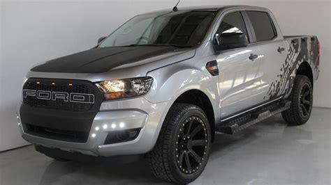 The New Americanbuilt 2018 Ford Ranger