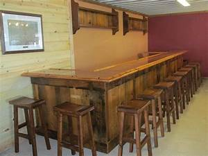 Rustic Bars — Rustic Restaurant Furniture, Rustic