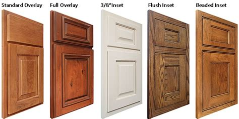 Cabinet Overlay Options overlay cabinets vs inset cabinets