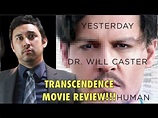TRANSCENDENCE MOVIE REVIEW!!! - YouTube