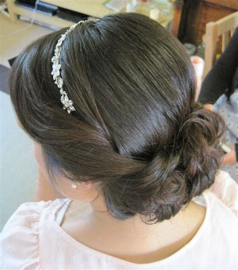 20s Updo Hairstyles by 1920 S Inspired Updo Wedding Inspirations