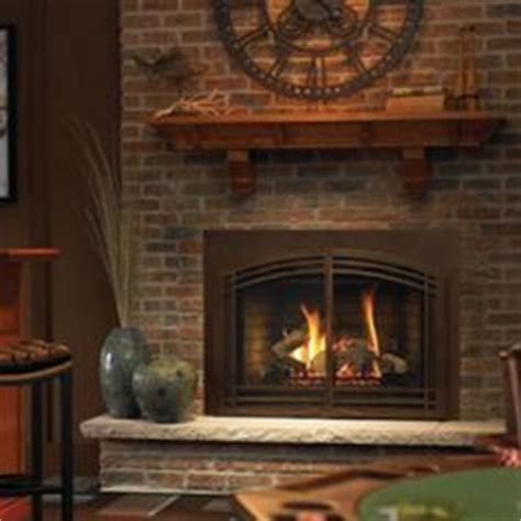 ideas  fireplace inserts  pinterest gas