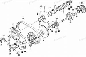 Arctic Cat Atv 2000 Oem Parts Diagram For Transmission