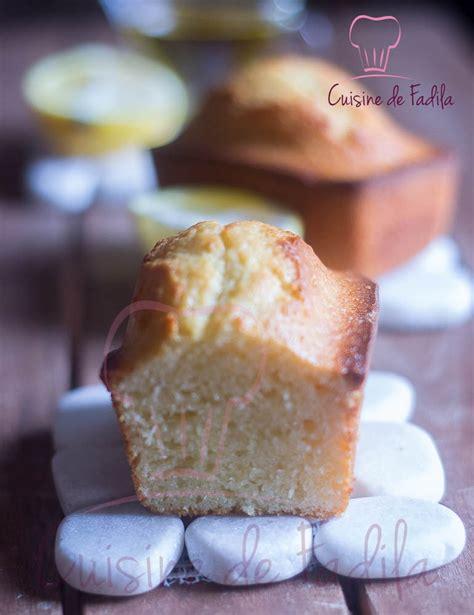 huile de citron cuisine cake au citron et à l 39 huile d 39 olive cuisine de fadila