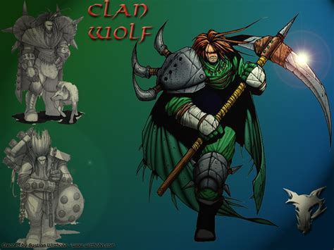 Free Realms Description And Comments Image Battle Realms Clan Wolf Jpg Battle Realms Wiki