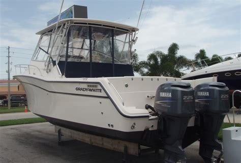 Grady White 33 Express Boat Trader by 33 2002 Grady White Express The Hull Boating