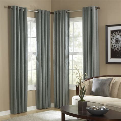 sliding door curtain rod ideas curtains and drapes buying guide