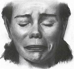 The Crying Mouth - Facial Expressions - Joshua Nava Arts